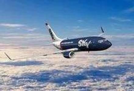 SkyEurope, oficial in faliment. Companiile aeriene vin cu oferte pentru pasageri