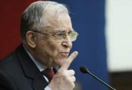 Ion Iliescu, despre Dinu Patriciu: Era un om civilizat; am avut contacte slabe dupa ce a intrat in afaceri