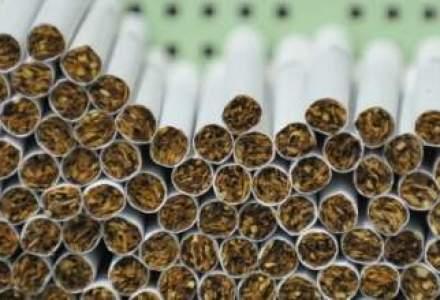 Contrabanda cu tigarete a ajuns la 17% din piata, cel mai ridicat nivel din ultimii 3 ani