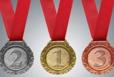 Jocurile Olimpice de Tineret: echipajele Romaniei de dublu rame fara carmaci, doua medalii de aur