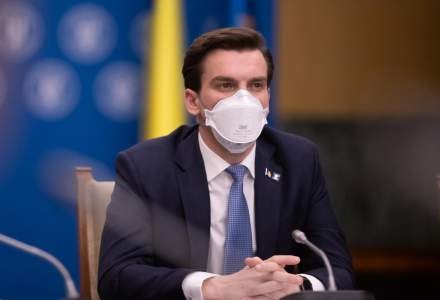 Baciu: România este pe locul 4 în UE la vaccinarea cu două doze
