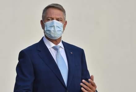 Klaus Iohannis: În această seară cred că vom avea ceremonia pentru un nou ministru al Sănătății
