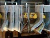 Declin in vanzarile ziarelor