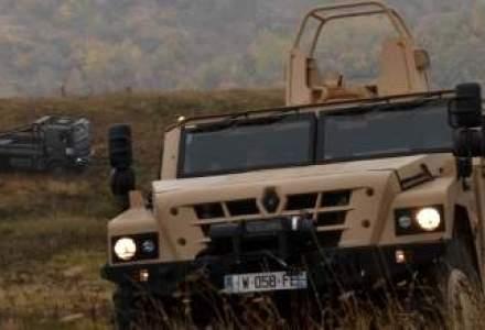 Kiev: doua blindate ale armatei ruse, capturate in estul Ucrainei