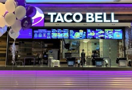 Taco Bell deschide un nou restaurant în România