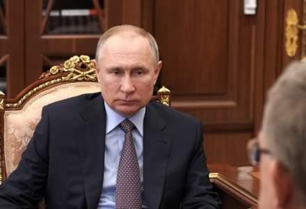 Putin spune că Rusia este gata să discute cu preşedintele ucrainean la Moscova