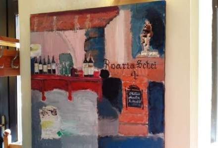 Restaurantul personaj de carte din Brasov