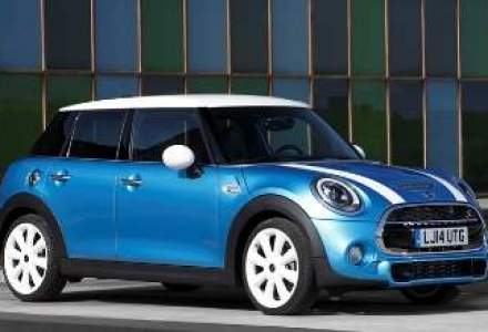 MINI a anuntat preturile pentru Romania ale modelului cu 5 usi