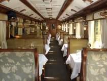 Tren de lux pe ruta...