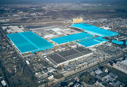 Ford investește 300 MIL. dolari pentru a produce un nou vehicul comercial ușor la fabrica din Craiova