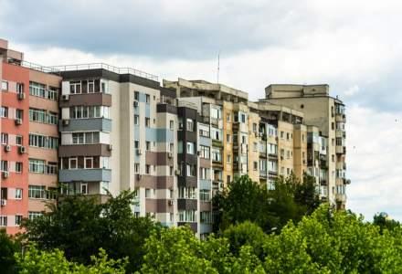 Prețurile apartamentelor scoase la vânzare au crescut în primul trimestru pe fondul scumpirii proprietăților noi