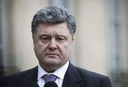 Intrevederea dintre Putin si Porosenko s-a incheiat dupa doua ore de discutii