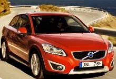 Volvo C30 facelift, in Romania din decembrie