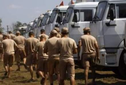 """Un nou convoi umanitar rus va fi trimis """"foarte curand"""" spre Ucraina"""