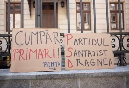 Ce reactie au avut liderii Opozitiei cu privire la OUG de legalizare a traseismul politic