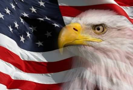 """Economia americană """"zboară"""" cu o creștere de 6,4% în ultimul trimestru"""