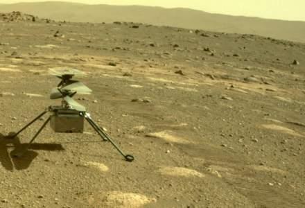 VIDEO | Elicopterul NASA de pe Marte a eșuat în cea de-a patra încercare de zbor