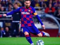 Ghetele lui Messi, vândute la...