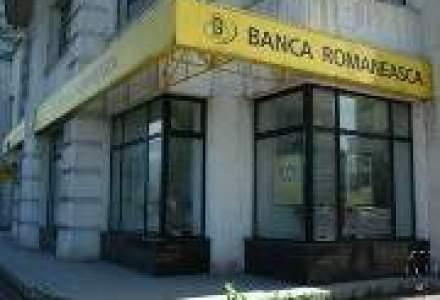 Banca Romaneasca implementeaza un sistem intern de autorizare online a tranzactiilor