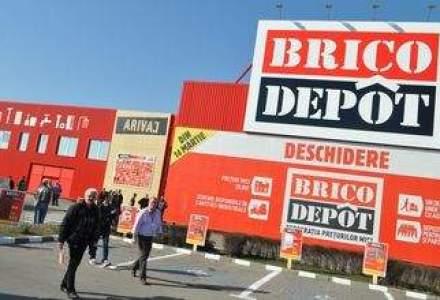 Kingfisher continua procesul de modernizare al magazinelor Bricostore : alte sase magazine devin Brico Depot