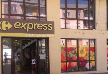 Carrefour adauga patru magazine de proximitate retelelor Express si Contact