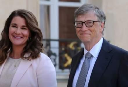 Bill Gates divorțează de soția sa Melinda Gates, după o căsnicie de 27 de ani
