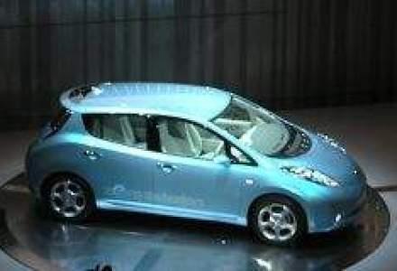 Ghosn, presedinte Renault: Vrem sa devenim liderul mondial pe piata masinilor electrice