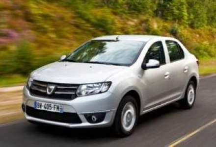 Dacia, vanzari in crestere cu 19% pe piata franceza