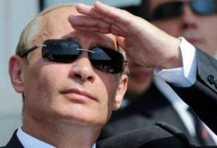 Vladimir Putin: Daca vreau, iau Kievul in doua saptamani