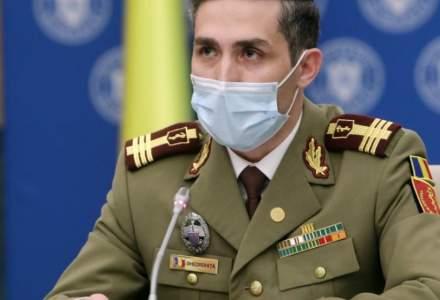 Gheorghiță: Persoanele care doresc să se vaccineze împotriva COVID-19 se pot deplasa și după ora 22:00
