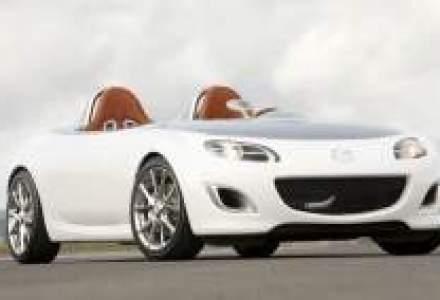 Mazda unveils MX-5 Superlight and CX-7 facelift at Frankfurt motor show