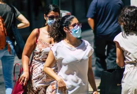 Coronavirus 8 mai | Câte județe au rămas în scenariul galben