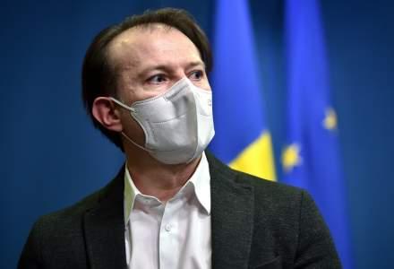 Florin Cîțu: 5 persone vaccinate pe minut la Maratonul din București