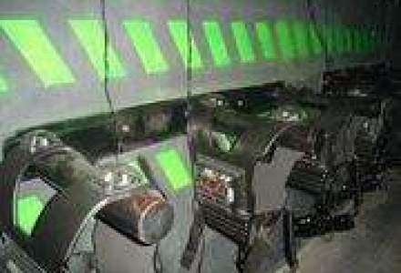 Investitia saptamanii: 120.000 euro pentru arena LaserMaxx din Cotroceni