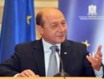 Basescu a ajuns in Marea...
