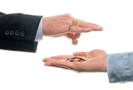 PwC: Salariile din sectorul privat au crescut in medie cu 4,1% in 2014
