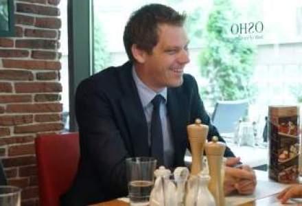La pranz cu Rene Schob, nou sef al Mazars: Sunt multe sectoare in Romania unde proactivitatea lipseste
