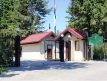 Restaurantul Clubului Snagov...