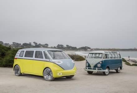 VW intenționează să aducă pe șosele un microbuz autonom în 2025
