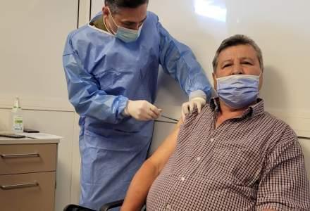 Maratoanele funcționează: peste 700 de persoane au fost vaccinate în primele 5 ore la Târgu Mureș