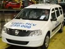 Dacia a produs 250.000 de...