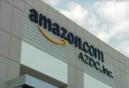 Amazon imprumuta 2 mld. dolari de la Banca Americii; banii sunt destinati investitiilor