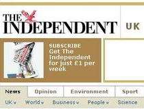 Cotidianul The Independent,...