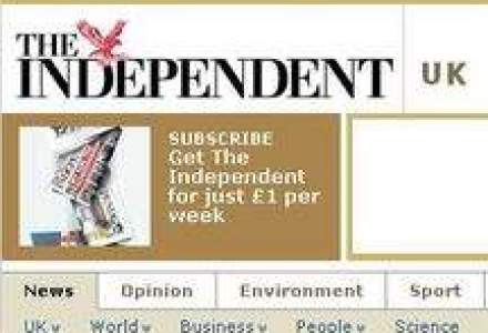 Cotidianul The Independent, inchis din cauza datoriilor?
