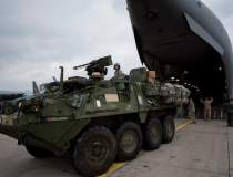 Exercitiul NATO menit sa ii...