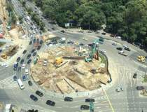 Octagon: Infrastructura va fi...