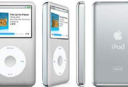 Apple a renuntat la productia iPod Classic in aceeasi zi in care a anuntat iPhone 6