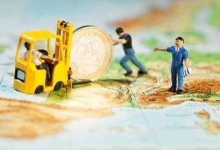 Proiectia de crestere economica in zona euro, revizuita in jos de PwC, din cauza incetinirii motorului economic franco-german