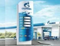 Gazprom, profit scazut din...