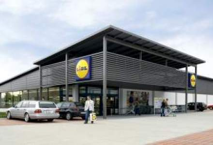 Lidl mai deschide un magazin in Capitala. Reteaua ajunge la 180 de locatii